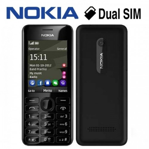 Nokia 206 2 sim