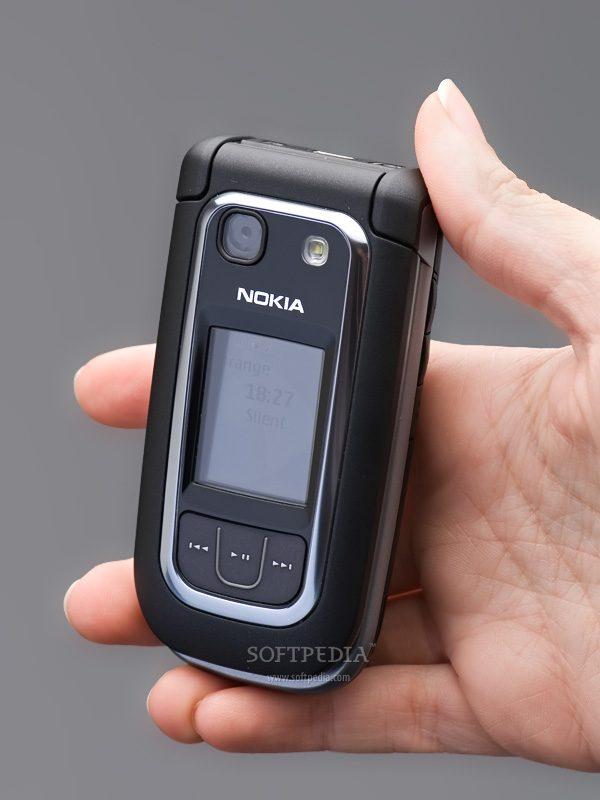 Nokia 6267 nắp gập