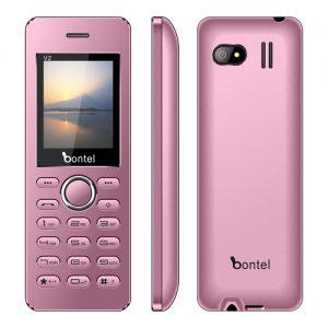 Bontel V2 màu hồng