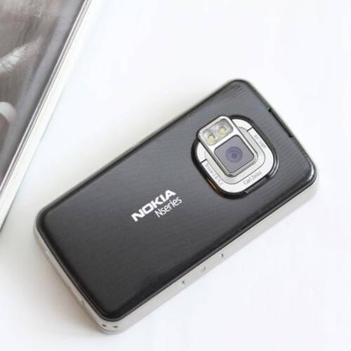 Nokia N96 camera 5MP