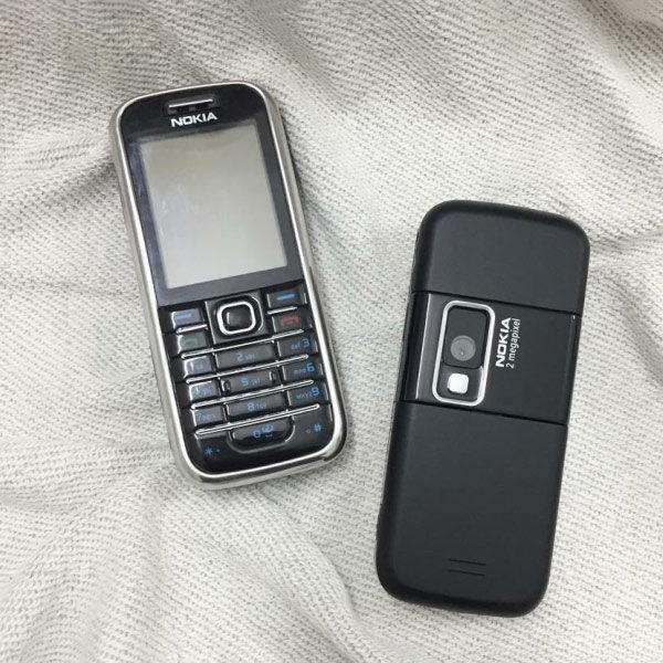 Camera Nokia 6233