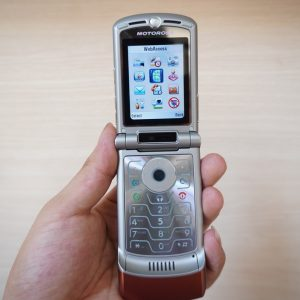Motorola V3xx chính hãng