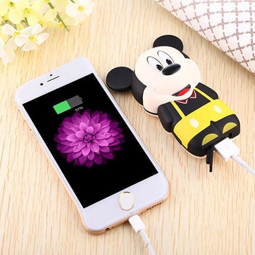 Điện thoại độc hình chuột Mickey