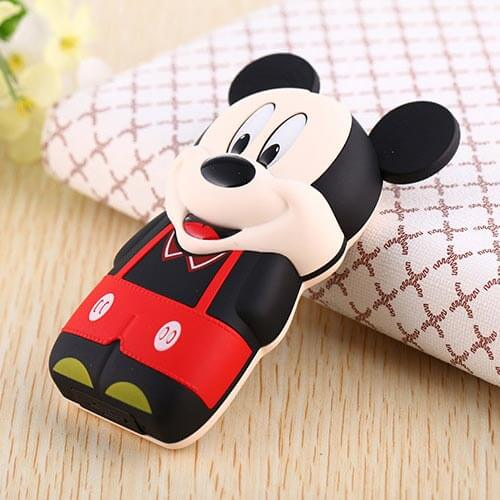Điện thoại hình chuột mickey