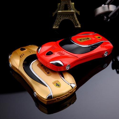 Điện thoại hình xe hơi giá rẻ