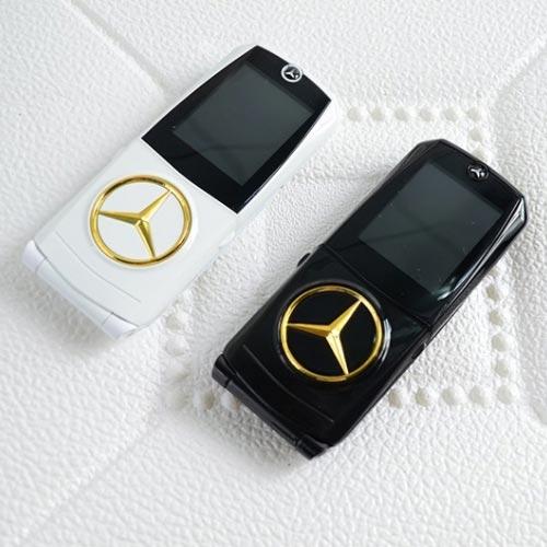 Điện thoại hình xe hơi Mercedes 760