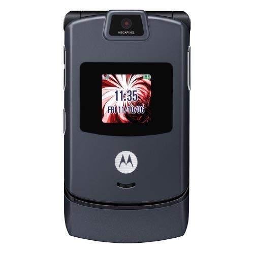 Điện thoại Motorola V3i màu đen