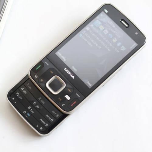 Điện thoại nắp trượt Nokia N96