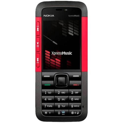 Nokia 5310 màu đỏ