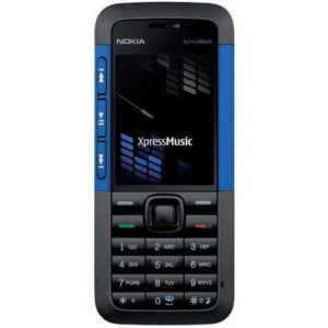 Nokia 5310 màu xanh