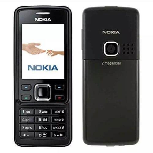 Nokia 6300 màu đen
