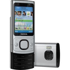 Nokia 6700 nắp truợt cũ