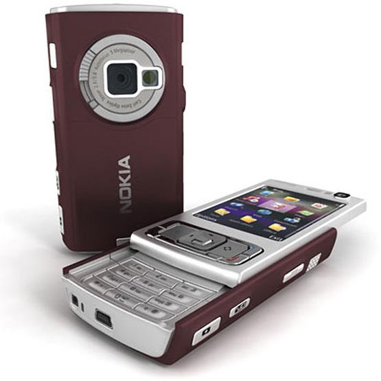 Điện thoại Nokia N95 2GB
