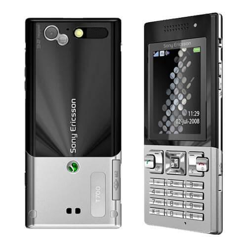 Sony Ericsson T700 siêu mỏng