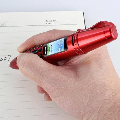 Điện thoại kiêm cây bút