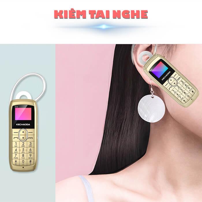 Điện thoại kiêm tai nghe Bluetooth