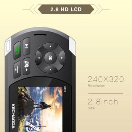 Kechaoda K110 màn hình 2.8'