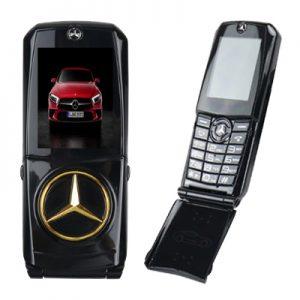Điện thoại hình xe hơi Mercedes