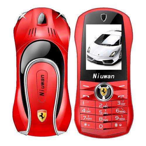 Niuwan F1 màu đỏ
