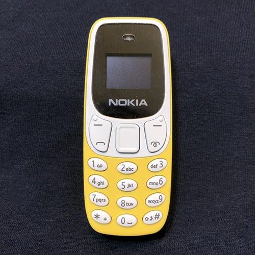 Nokia 3310 mini màu vàng