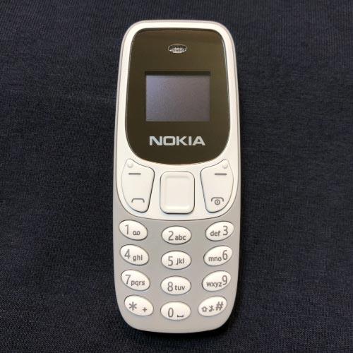 Nokia 3310 mini màu xám