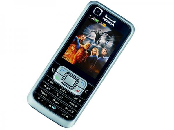 Nokia 6120c đen