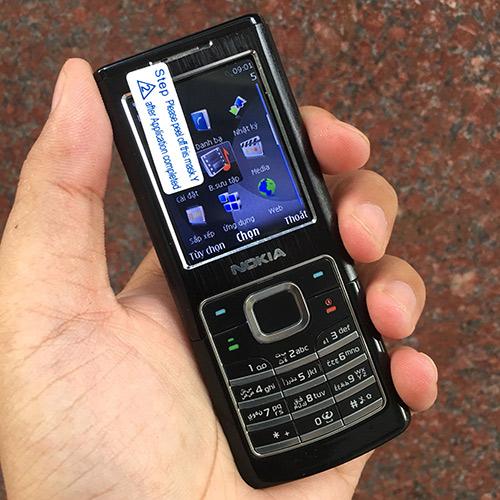 Nokia 6500 classic chính hãng