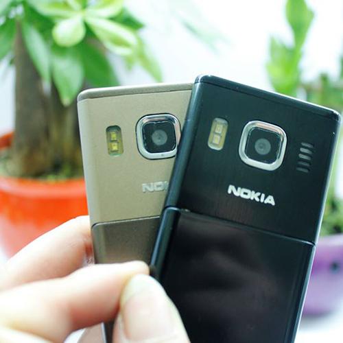 Camera Nokia 6500c