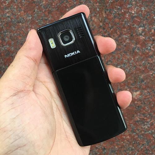 Mặt sau Nokia 6500c