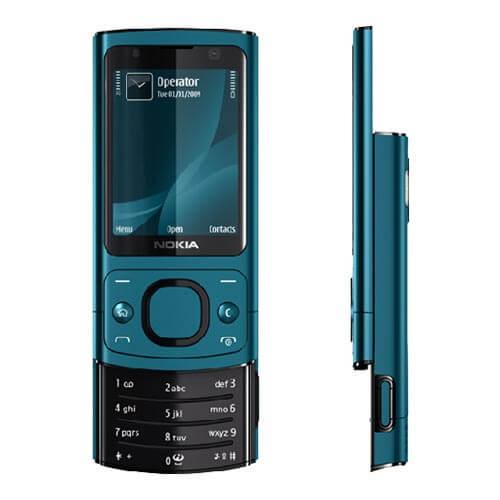 Nokia 6700 nắp trượt