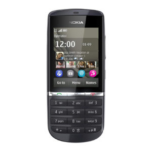 Nokia Asha 300 đen