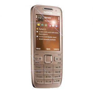 Nokia E52 màu vàng
