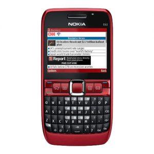 Nokia E63 cổ điển