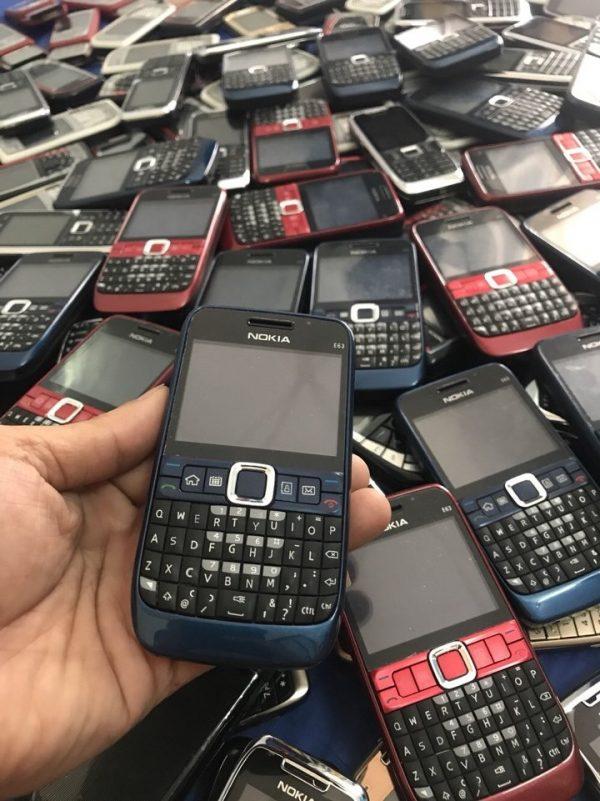 Điện thoại Nokia E63 cũ