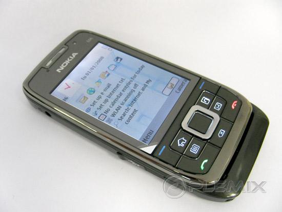 Nokia E66 siêu mỏng