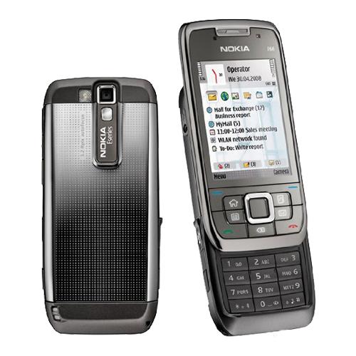 Nokia E66 màu xám