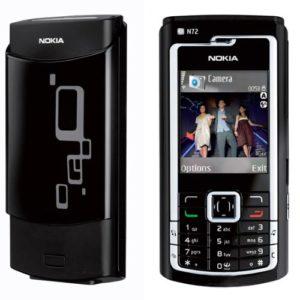 Nokia N72 chính hãng