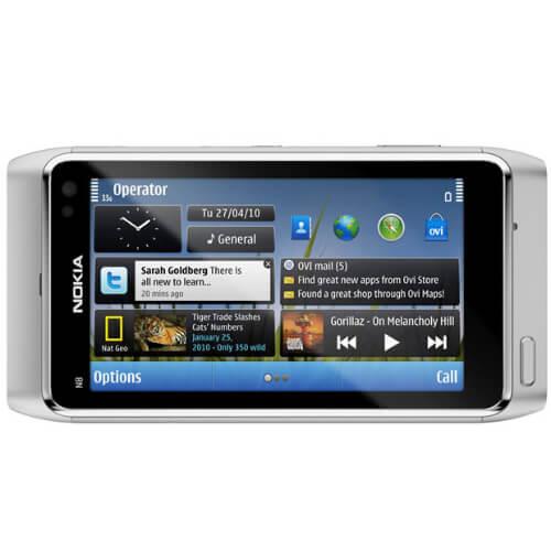 Nokia N8 màu trắng