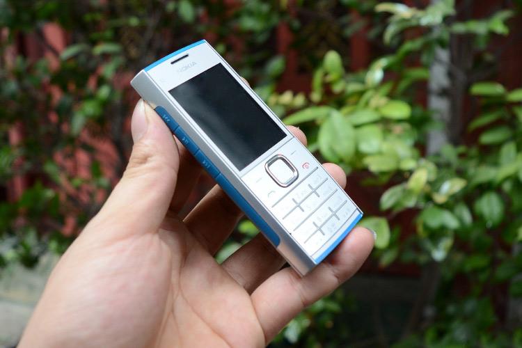 Nokia X200 trắng