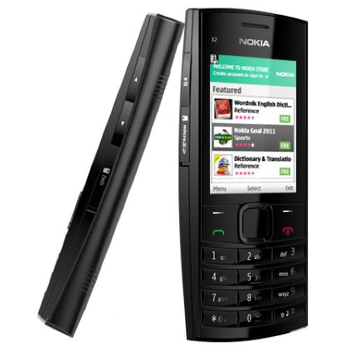 Nokia X2-02 chính hãng