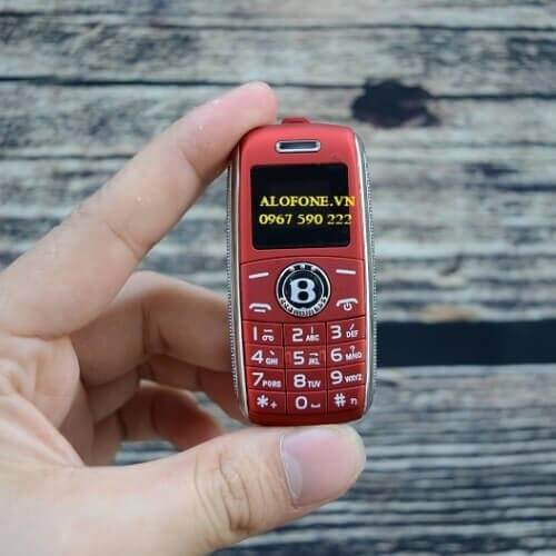 Điện thoại BV8 màu đỏ