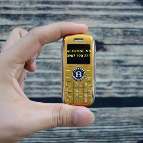 Điện thoại BV8 màu vàng