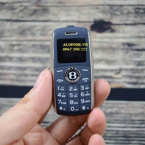 Điện thoại BV8 màu xanh