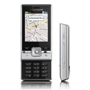 Điện thoại Sony T715 nắp trượt