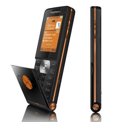 Sony W350i