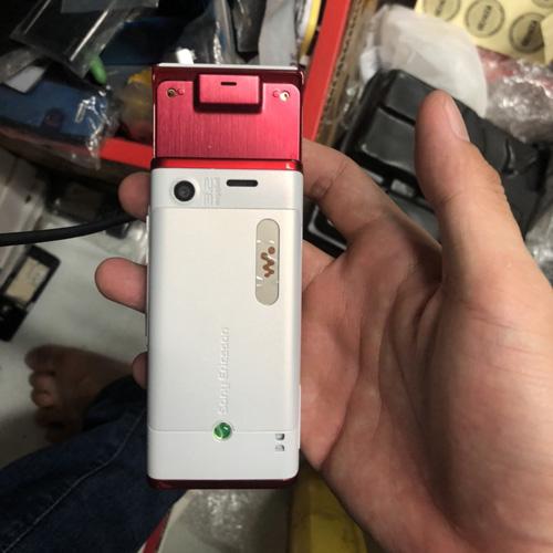 Sony W595i trắng