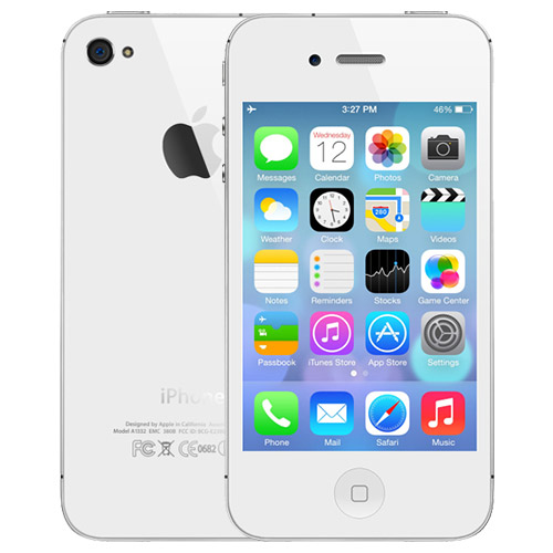 iPhone 4S 8GB trắng