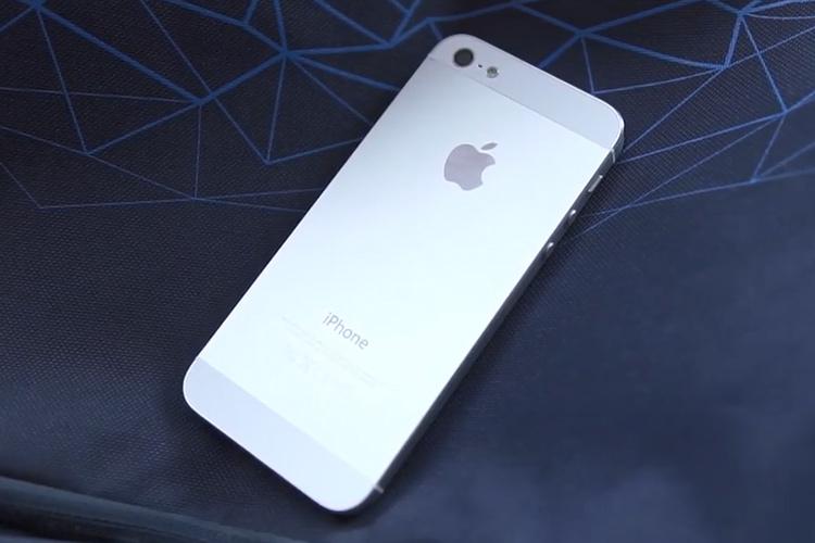 iphone 5 thiết kế hoàn hảo