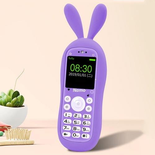 Điện thoại M300 màu tím
