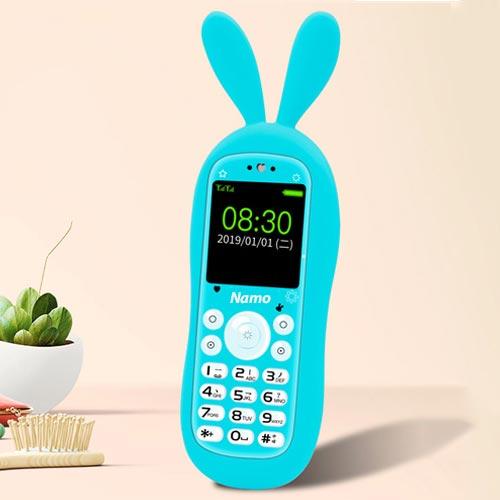 Điện thoại M300 màu xanh